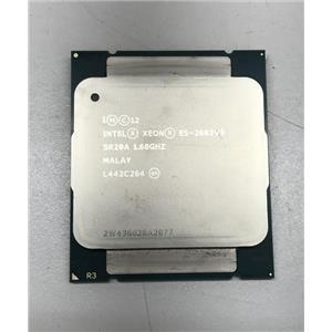 Intel Xeon E5-2603 V3 1.60Ghz 6-Core 15MB SR20A Socket LGA2011-3 15MC Cache