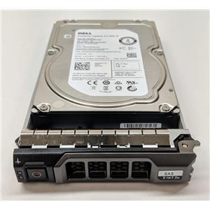 "Dell Enterprise 2TB SAS 12Gbps 7.2K 3.5"" Hard Drive ST2000NM0005 R7FKF"