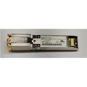 HP 10GBase-T SFP+ to RJ-45 Transceiver Adapter 813874-B21 SP7051-HP 826762-001