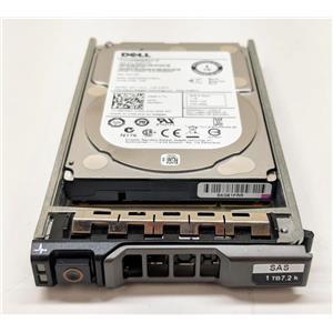 "Dell/Seagate Constellation.2 1TB 7.2K 2.5"" SAS 6GB/S ST91000640SS 9W5WV w/ Tray"
