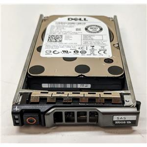 Dell 900GB 10K SAS 6Gbps 2.5'' Hard Drive Hot Swap 4X1DR