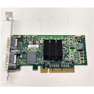 Mellanox MHEA28-XTC Dual Port Infiniband HCA PCIe