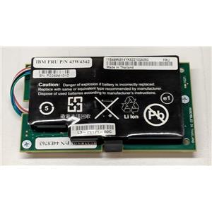 IBM ServerRAID MR10M SAS/SATA Battery Pack w/ Battery 43W4342 44E8763