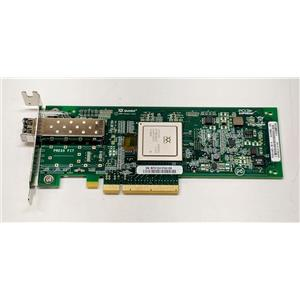 QLogic Dell W62DW QLE2560 8GB PCIe Single Port Fiber Channel HBA Low Pro w/ SFP