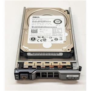 "Dell X143K 146GB 10K RPM SAS 2.5"" Enterprise 6Gbps 16MB Cache Hard Drive"