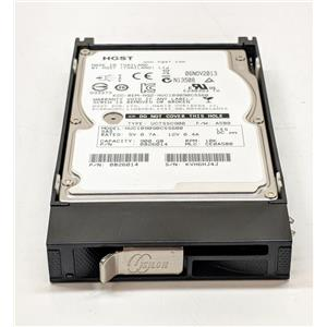 Hitachi 900GB 10K 2.5 SAS HDD HUC109090CSS600 0B26018 Hard Drive w/ Isilon Tray