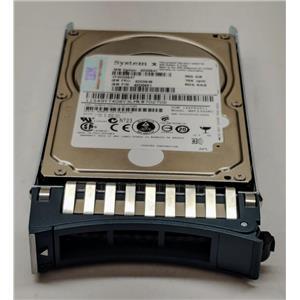 "IBM 300GB 1K 2.5"" 6Gbps SAS Hard Drive 42D0647 42D0648 42D0651"