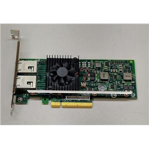 Dell Intel X540-T2 Dual Port RJ-45 10GB NIC PCIe x8 Network Card K7H46