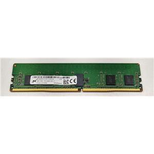 Micron 4GB PC4-19200 DDR4-2400MHz DDR4 ECC Registered RAM MTA9ASF51272PZ-2G3B1QG