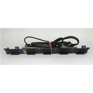 """Dell PowerEdge R620 Hard Drive Backplan10-Bay Kit 2.5"""" SFF With Cables 59VFH"""