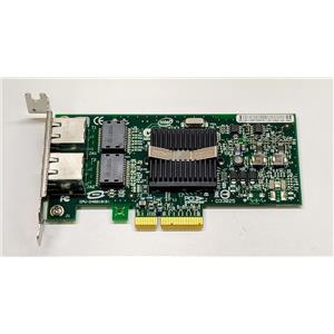 IBM Intel 39Y6127 39Y6128 PCI-E Gigabit Dual Server Adapter Card Low Profile