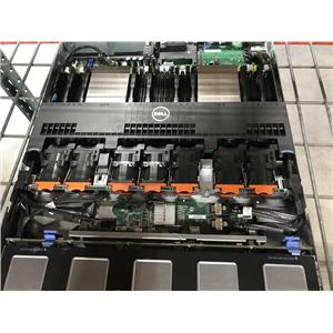 "Dell PowerEdge R620  8 x 2.5"" SFF  1U Server with 750W PS CTO"