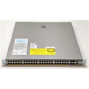 Cisco Catalyst WS-C4948E-F 48 port 1GB 4x 10GB SFP+ Ports Layer 3