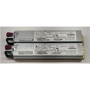 Lot 2 HP ProLiant DL320 G6 400W Power Supply 509008-001 532478-001 DPS-400AB-5A