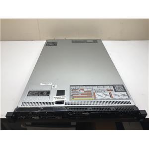 "Dell PowerEdge R620 E5-2620 V2 2x 4GB 3x 300GB Drives 4-Bay 2.5"" HDD"