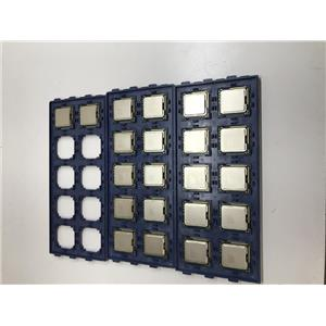 Lot of 12 Intel Xeon W3530 SLBKR  2.8GHz/8M/4.8GT/s CPU LGA1366 Processor