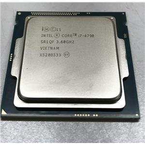 Intel i7-4790 3.6 GHz  Desktop Quad Core CPU Processsor SR1QF