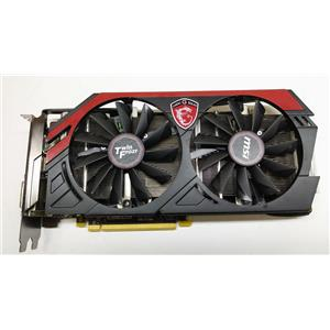 MSI GAMING GeForce GTX 760 OC 2GB GDDR5 N760 TF 2GD5/OC