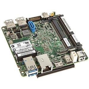 Intel NUC Motherboard i3-4010U Intel HD 4400 Graphics 2x Dimm Slots D34010WYB