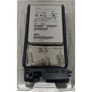 """Hitachi HUSML4020ASS600 2.5"""" Enterprise SAS 200GB 10k 6Gbps 0B26586 w/ Tray"""