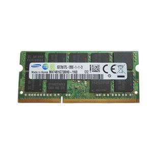 Samsung 8GB PC3-12800 DDR3-1600 ECC Unbuffered SODIMM 1.35V M474B1G73BH0-YK0