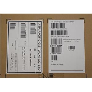 HP 252663-D75 40A HV Core Only Corded PDU Hewlitt Packard Power Unit EO4505N