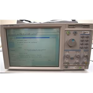 Agilent 16702B/O3 Logic Analyzer W/16717A(3) 16534A(1) w/CD ROM and cables