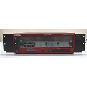 IXIA OPTIXIA XM2 870-0063-05 Rev. J IP Performance Tester w/LSM1000XMV4-01 4Port