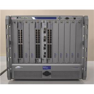 Spirent TestCenter SPT-9000A CHS-9000A w/(3)EDM-1003B;(1)CM-1G-D4;(2)ACC-9001A