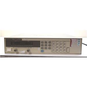 HP Agilent 6643A 0-35V 0-6A 210W DC Power Supply; Powers On