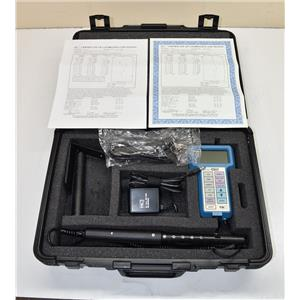 TSI 8762 IAQ-CALC Indoor Air Quality Meter CO2 Temperature Humidity Kit PARTS