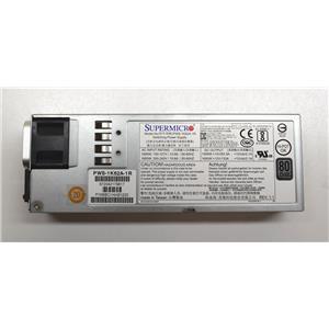 SuperMicro PWS-1K62A-1R 1600W 80 Plus Platinum 1U Redundant Power Supply Module