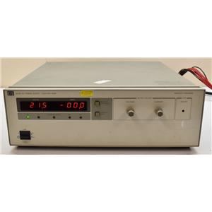 Hewlett Packard 6012B DC Power Supply 60V 50A 1000W POWERS ON w/ Cord and Leads