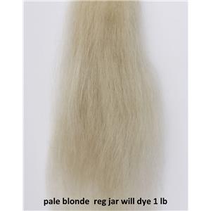 pale blonde Wig making dye Jar ,Dyes 1 lb mohair