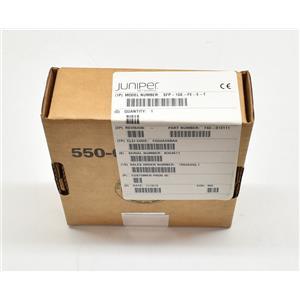 Juniper SFP-1GE-FE-E-T 10/100/1000M 1GE SFP RJ45 Copper 740-013111 NEW SEALED
