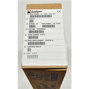 Juniper PE-10CHT1-RJ48-QPP 10-port T1 PIC M7I M10I JDP 750-012501