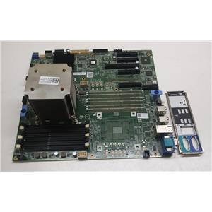 Dell W7H8C PowerEdge T320 LGA 1356 Motherboard w/ IO Shield & Heatsink