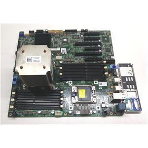 Dell 3015M PowerEdge T420 2x LGA1356 Motherboard w/ IO Shield & One Heatsink