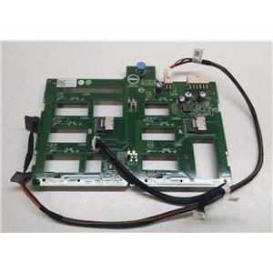 """Dell M05TM Poweredge T320/T420/T620 8 BAY 3.5"""" SAS Backplane 0M05TM"""