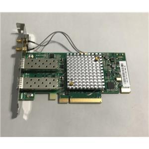 SolarFlare SFN6122F PCI-E Dual-Port 10GbE SFP+WiFi Adapter SF329-9021-R7 w/ PPS