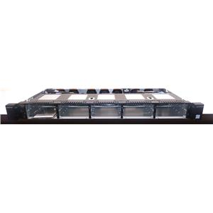"Dell PowerEdge R630 Barebones Server 10-Bay 2.5"" 1U 2x 750W NO RAID w/ Heatsinks"