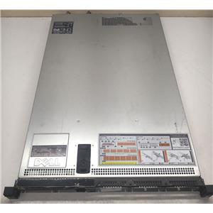 "Dell PowerEdge R630 Barebones Server 8-Bay 2.5"" HDD NO RAID 2x-750W w/Heatsinks"