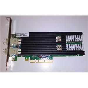 Silicom PE210G2BPI9-SRD-SD DualPort Fiber 10GbE PCIe Bypass Adapter 22MCC