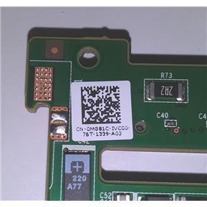 Dell MG81C PowerEdge R430 R630 8-Bay 2.5'' SAS/SATA Server Hard Drive Backplane