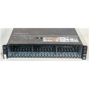 "Dell R730XD Barebones Server 24x2.5"" Bay Chassis With 2x 1100W PSU 2x Heat Sinks"