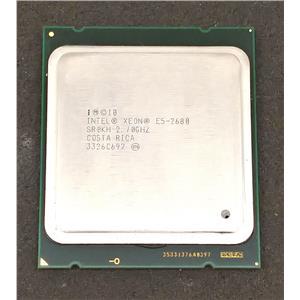 Intel SR0KH Xeon E5-2680 8-Core 2.7GHz 20MB Smart Cache 8GT/s Socket LGA2011 CPU
