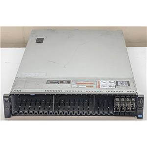 """Dell R720XD Barebones Server 24x2.5"""" Bay Chassis With 2x 1100W PSU 2x Heat Sinks"""