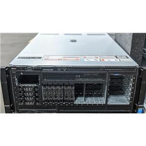 "Dell R920 Barebones Server 24x 2.5"" Bay Chassis With 4x 1100W PSU 4x Heat Sinks"