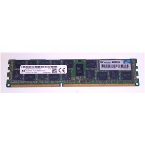 Micron 16GB 2Rx4 PC3L-10600R MT36KSF2G72PZ-1G4E1LG DDR3-1333 REG ECC 647563-081