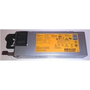 HPE HSTNS-PD41 DL380/360 800W 80+ Platinum Hot-Plug PSU 723600-101/ DPS-800AB-11